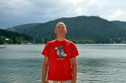 Philippe Wojtowicz expert sourcier, installé à La Bresse situé dans le département des Vosges, dans la Région Alsace-Champagne-Ardenne-Lorraine en France