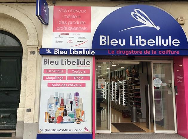 bleu libellule montpellier magasins
