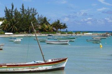 plages de l'île Maurice