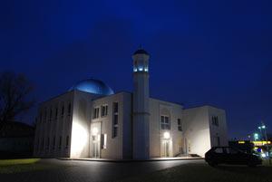 Die Moschee in Heinersdorf © Stefan Bartylla