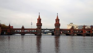 Bezirksteilbinder Oberbaumbrücke