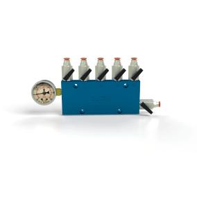 5-Port Venturi Manifold by BLICK INDUSTRIES