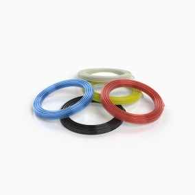 Varied Color Tubing