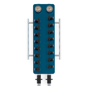 Portable Manifold by BLICK INDUSTRIES