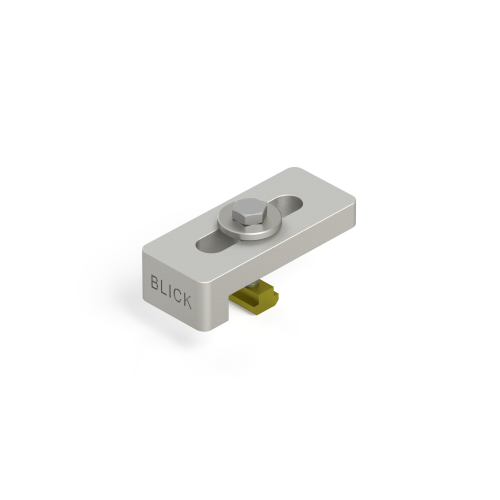 120 mm Slot Clamp for Denver slotted tables by BLICK INDUSTRIES