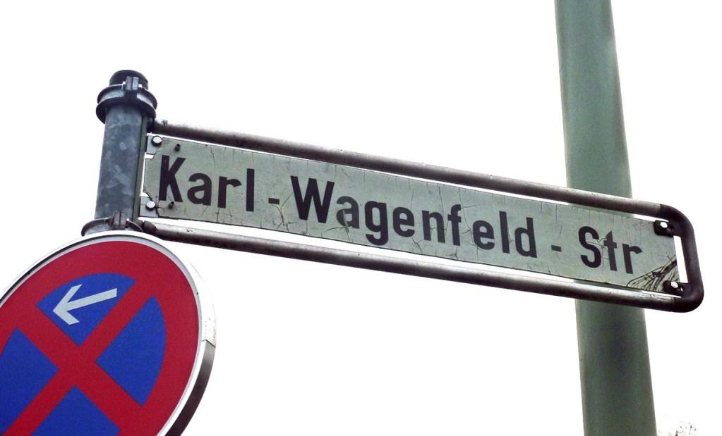 Straßenumbenennung: Vorher noch Anlieger-Info