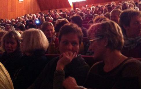 Heiße Zeiten im Sauerlandtheater