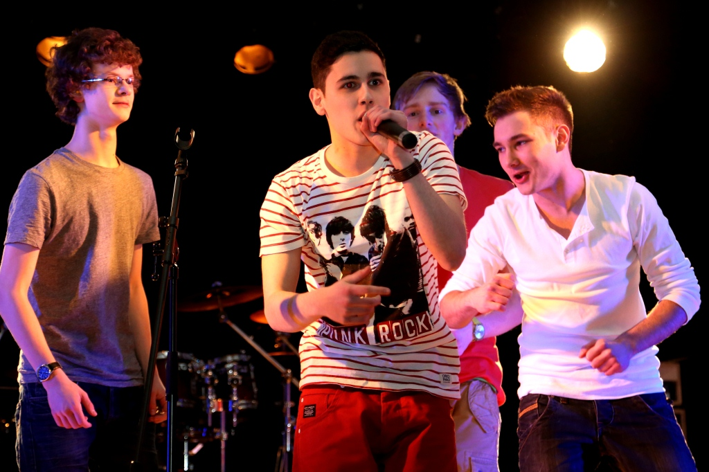 "Junge Bands gesucht für ""Soundcheck"" 2014"
