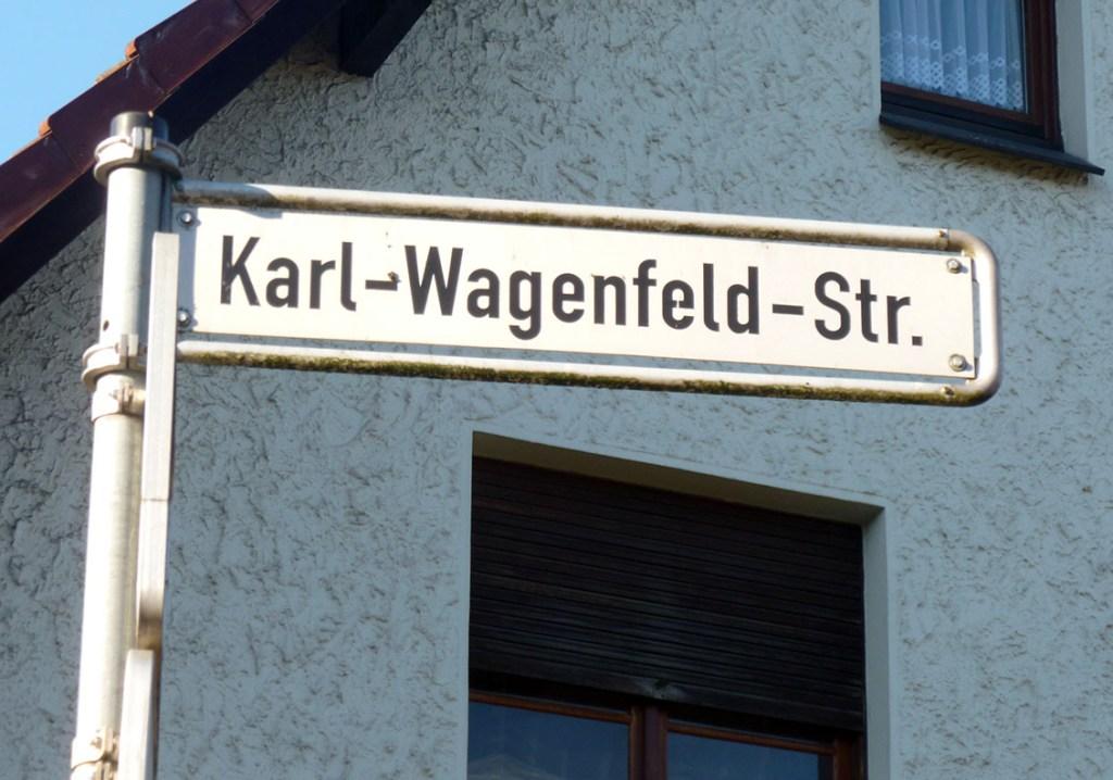 Zwei Nazi-Straßen sind Vergangenheit
