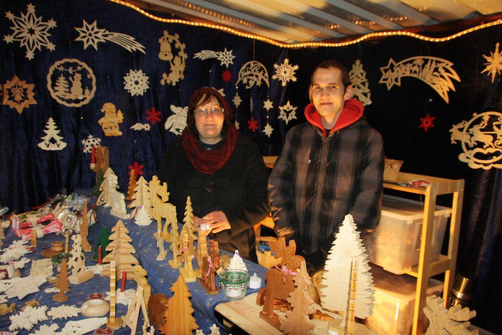 Wildwald zählt 16.600 Besucher beim Weihnachtsmarkt