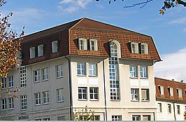 Das Sunderner Rathaus. (Bild: Stadt Sundern)