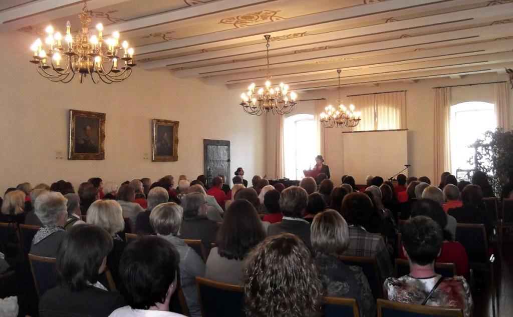 Frauenneujahrsempfang im Alten Rathaus