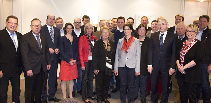 CDU will ihre 19 Direktmandate steigern