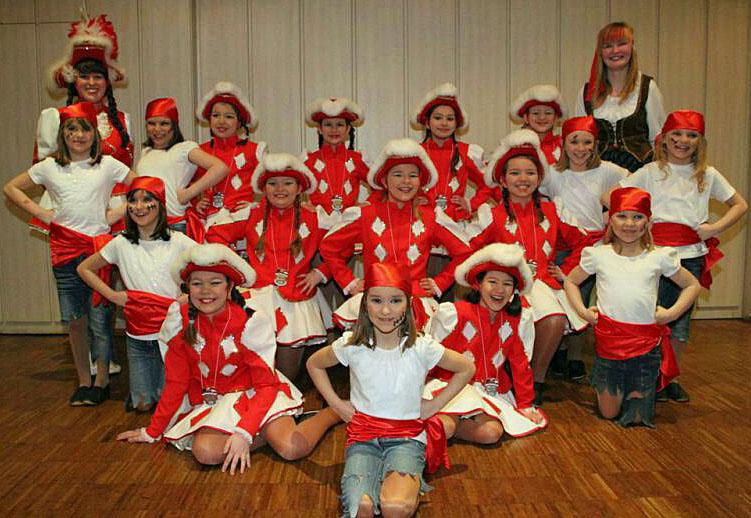 FKS-Tanzgarden suchen tanzbegeisterten Nachwuchs