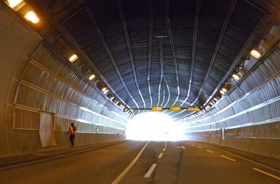 Wartungsarbeiten: Altstadttunnel wird gesperrt