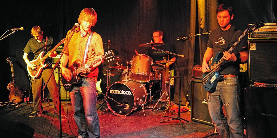 """Rock in der Molke mit """"Monobox"""" und """"The Majors"""""""