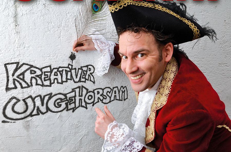 Deutscher Kabarettmeister in der KulturSchmiede