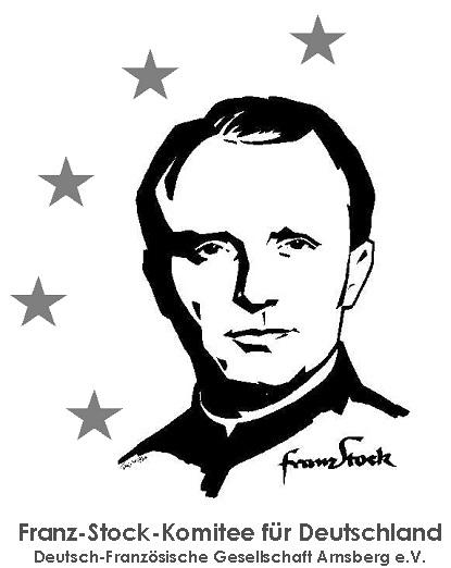 Europapolitiker Elmar Brock spricht beim Franz-Stock-Gedenktag