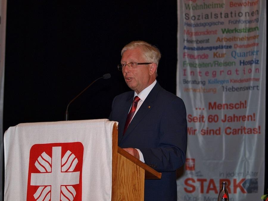 Caritas-Verband Arnsberg-Sundern e.V. feiert 60-jähriges Bestehen