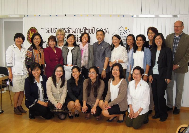 Generalkonsul Thailands besucht Bildungszentrum Sorpesee