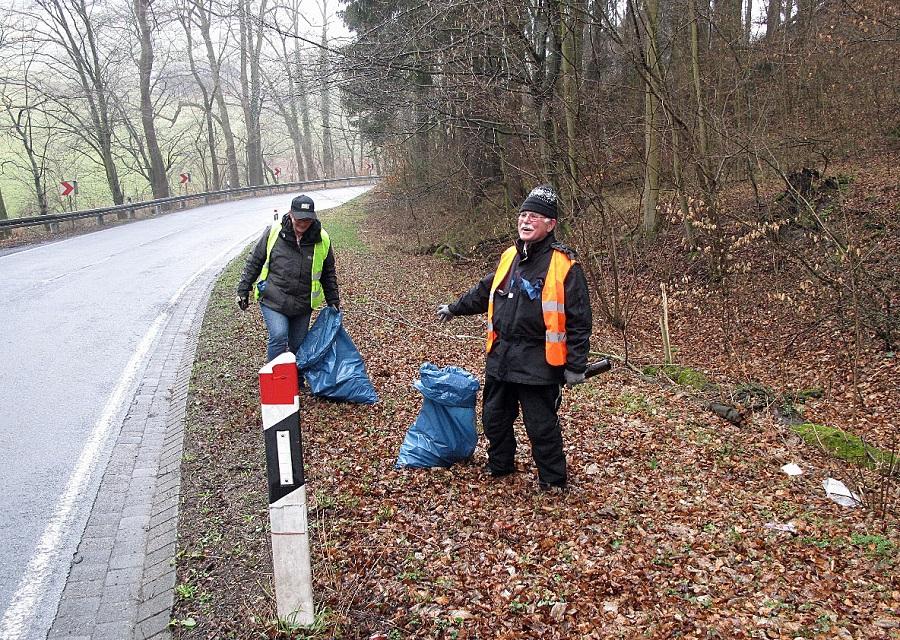 Über 4500 Arnsberger putzten munter ihre Stadt