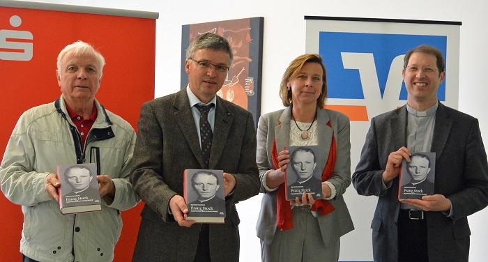 Neue Biographie über Franz Stock erschienen