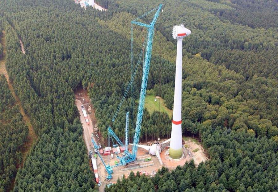 Eilantrag zur Windkraft knapp abgelehnt