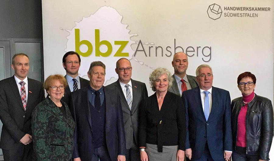 SPD im Dialog mit der Handwerkskammer