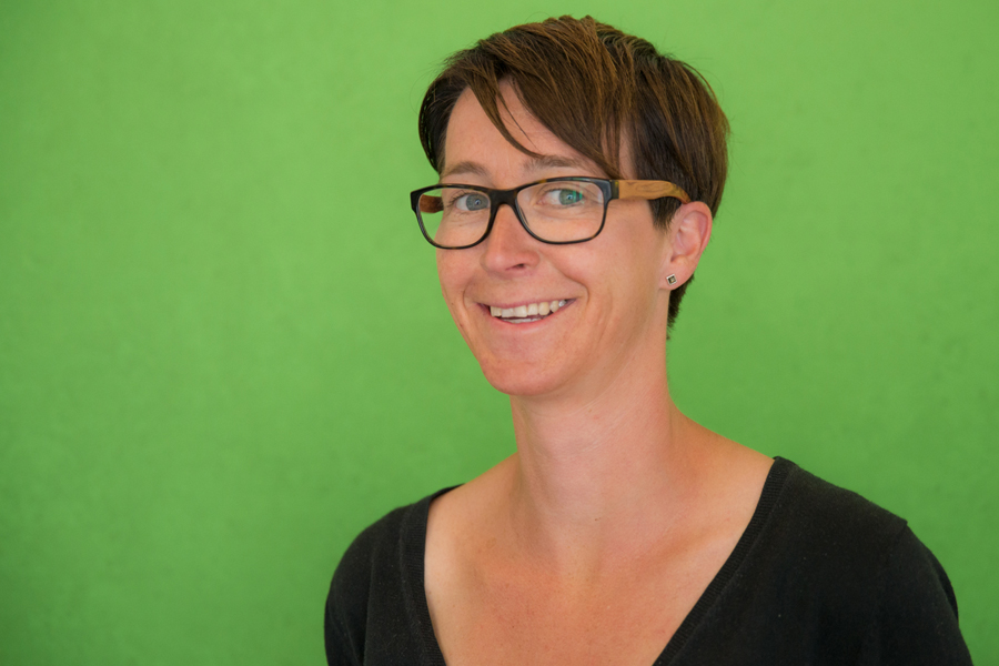 Verena Verspohl will für Grüne in Landtag