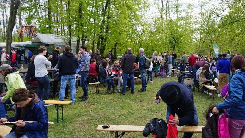 Krähenbrinke-Hütte erstrahlt zum Familienfest in neuem Glanz