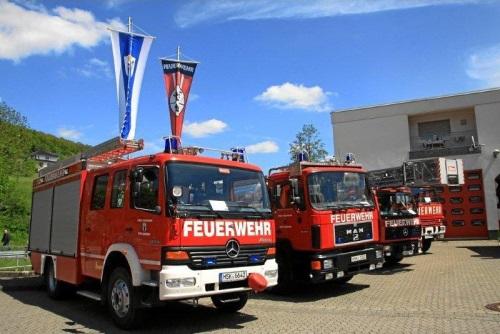 Am Vatertag offene Tür bei der Feuerwehr