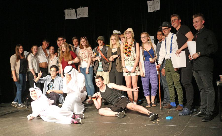 Laurentianer Kulturwoche mit Theater gestartet