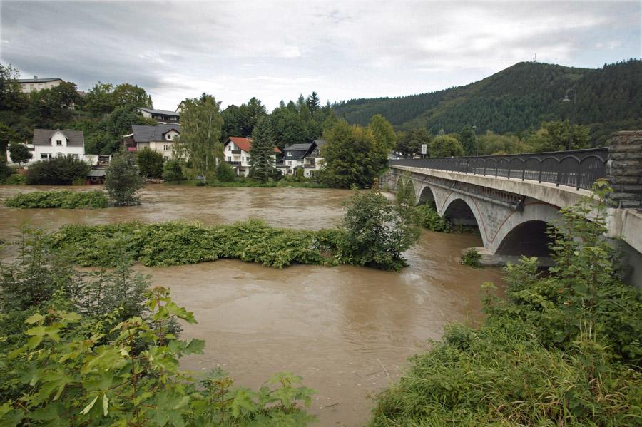 Renaturierung der Ruhr in Freienohl soll Hochwasser entschärfen