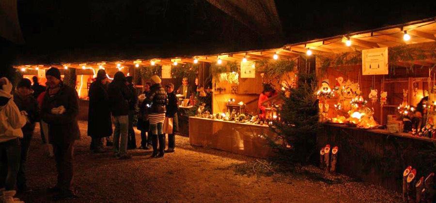 Wildwald: Rekord am ersten Weihnachtsmarkt-Wochenende