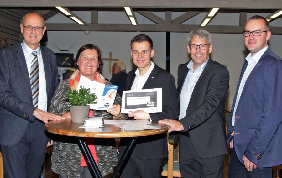 Gute Noten und Verbesserungspotential für Einkaufsstadt Neheim