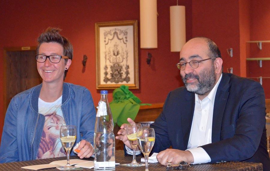 Grünen-Politiker Nouripour: Fluchtursachen bekämpfen