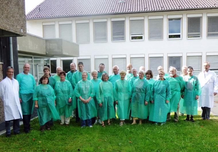 SPD: Zusammen für Veterinäruntersuchungsamt kämpfen