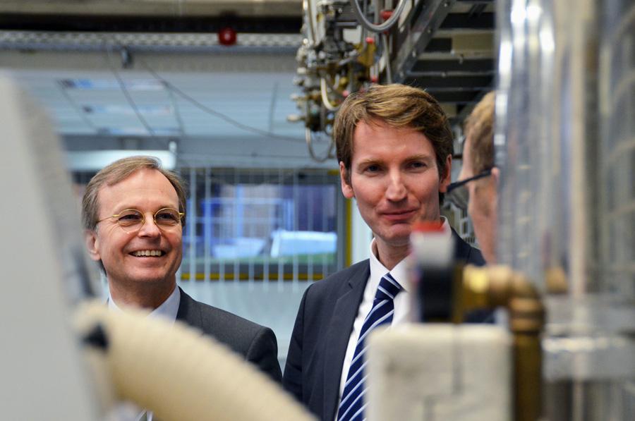 Bund fördert Firma AirRobot mit 335.000 Euro