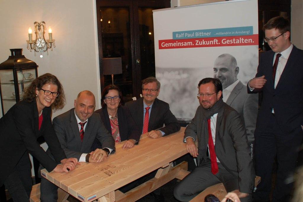 SPD wählt Ralf Paul Bittner einstimmig zum Bürgermeisterkandidaten