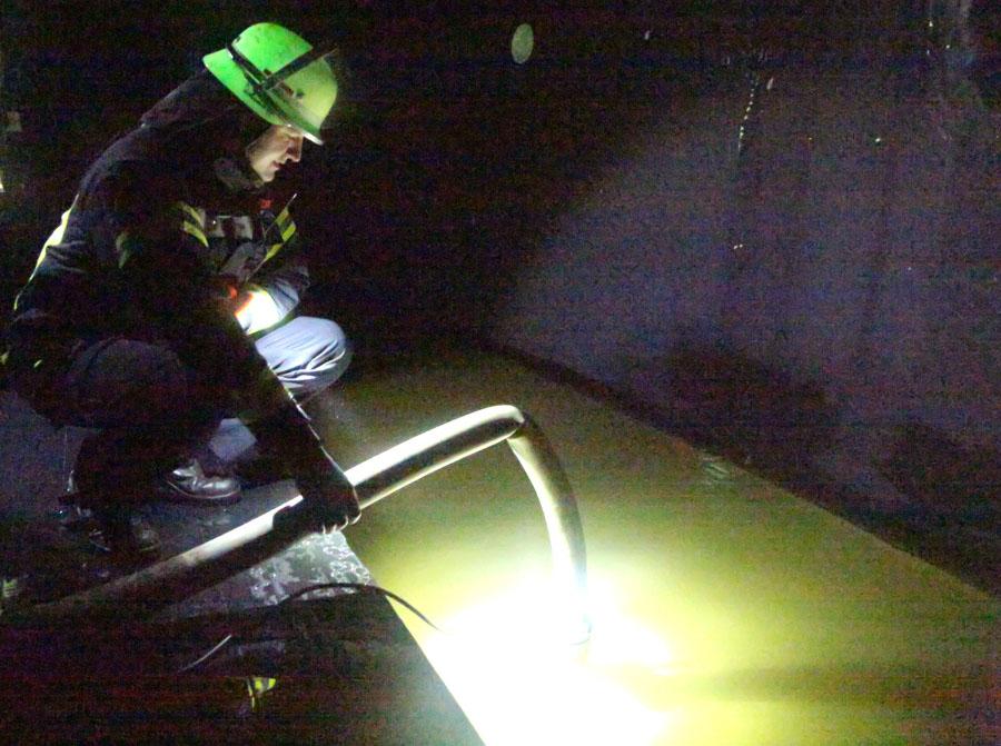 Sprinkleranlage hat nachts das Theater geflutet – hoher Schaden