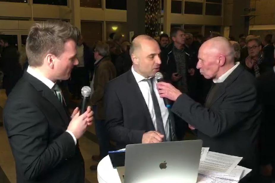 Die Höhepunkte des Wahlabends – heute: Ralf Paul Bittner (SPD) im Interview