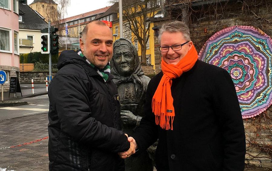Bürgermeisterkandidaten rufen Arnsberger zur Stimmabgabe auf