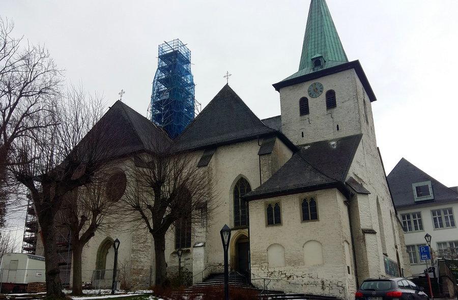 Denkmalschutz: Bund gibt über halbe Million für drei Arnsberger Kirchen