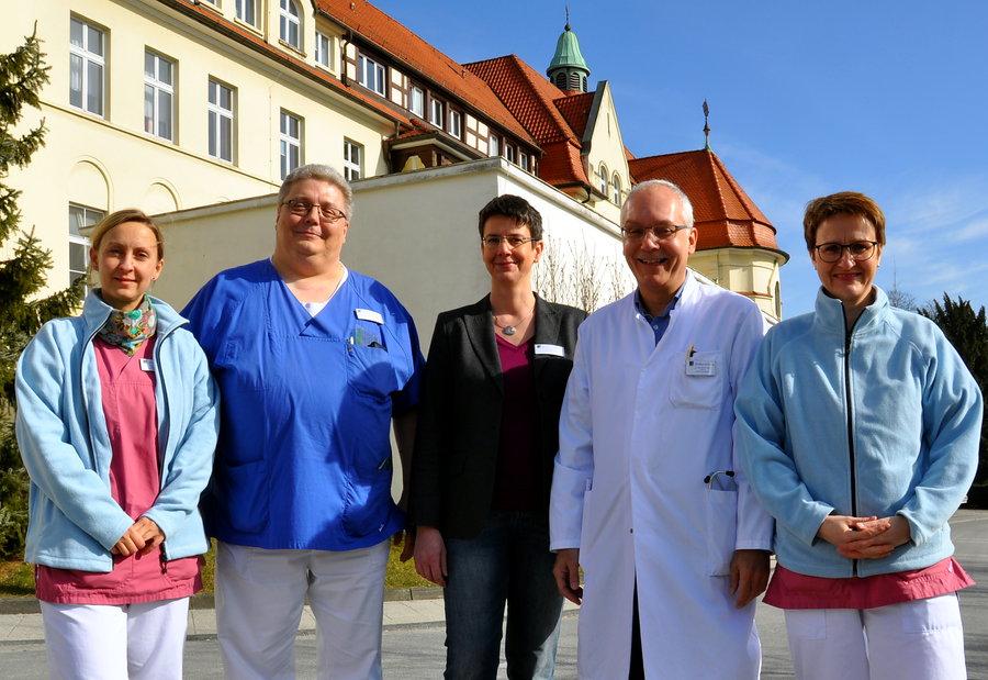 Diabetes-Gesellschaft zeichnet Klinikum-Standort Marienhospital aus