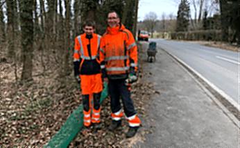 Seit 25 Jahren kooperieren HSK und Wildwald beim Amphibienschutz