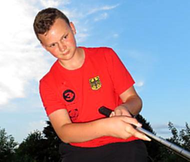 Neheimer Lauro Klöckener erfolgreich bei Minigolf-Jugend-WM
