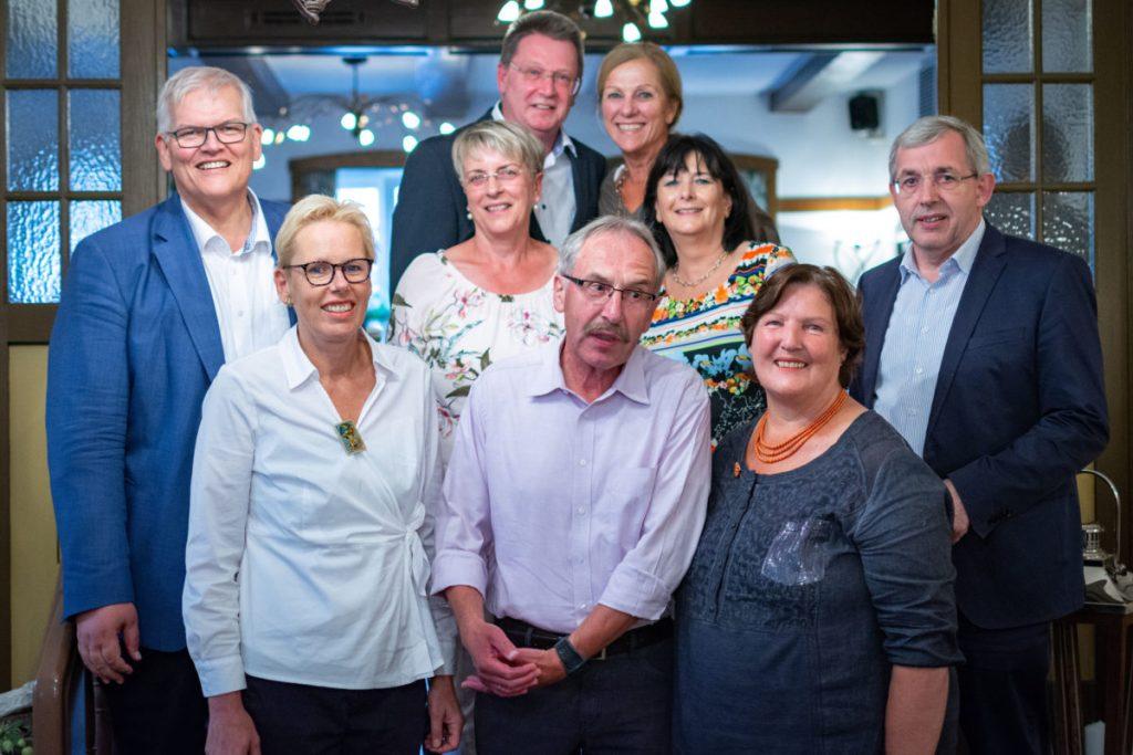 Arnsbergs CDU-Fraktion verabschiedet ehemalige Mitglieder
