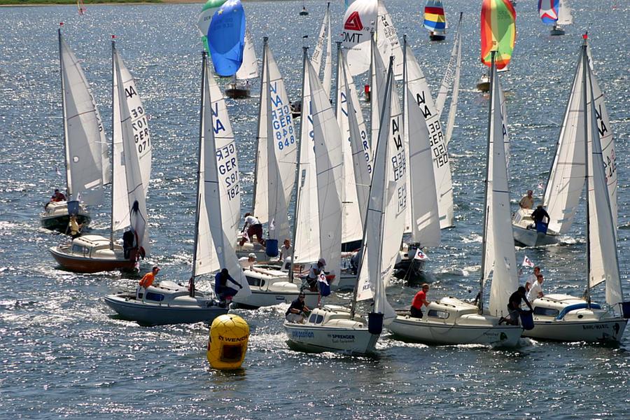 Saisonfinale beim Yachtclub Sorpesee