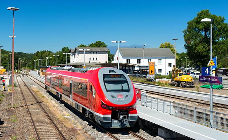 Für MdB Wiese ist Elektrifizierung der Oberen Ruhrtalbahn Signal für das Sauerland