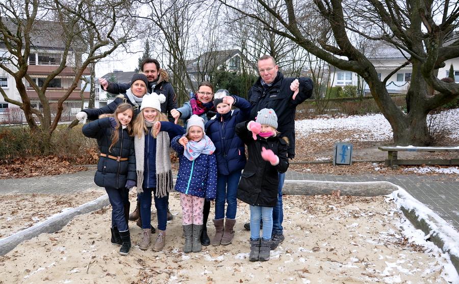 CDU Neheim setzt sich für Neugestaltung des Spielplatzes im Rusch ein